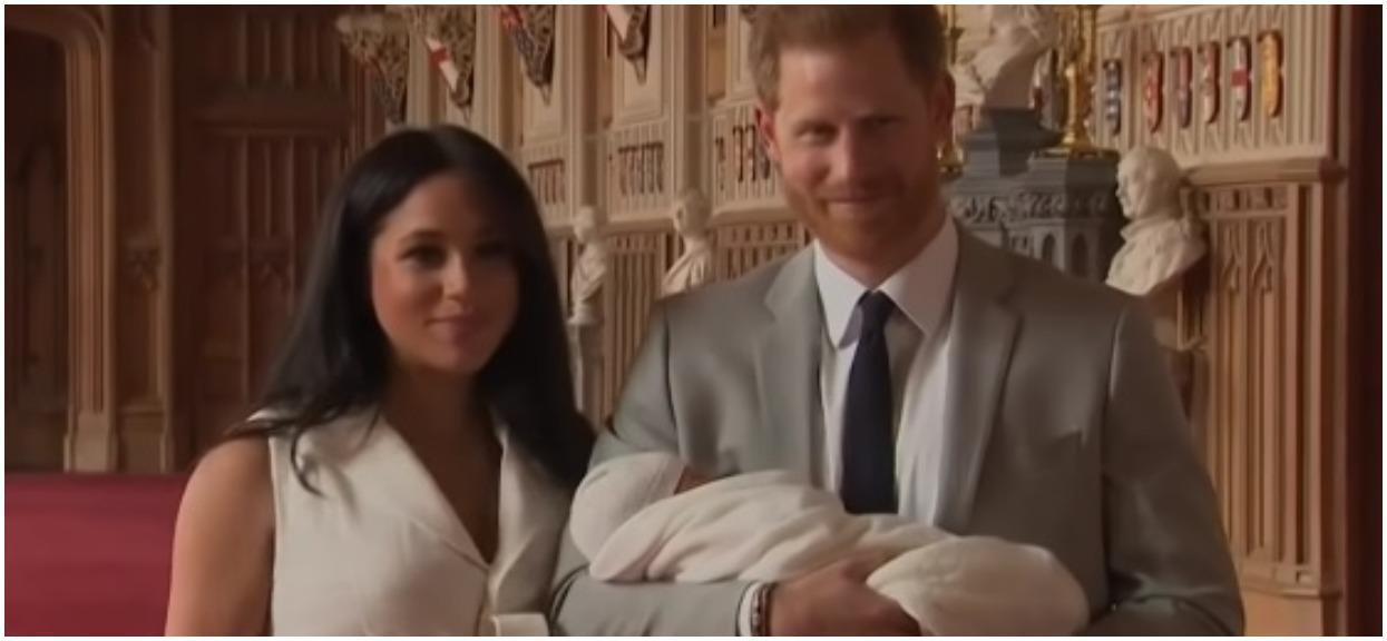 Niezwykle wzruszająca chwila. Mały Archie pojawi się nad grobem księżnej Diany