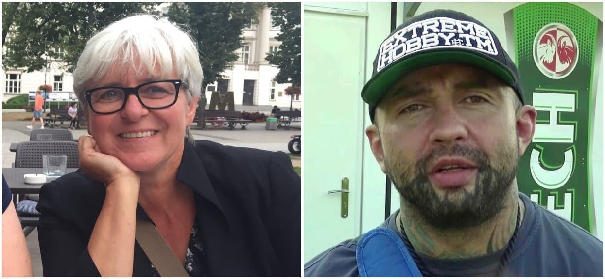 """""""Zwyczajny cham"""". Była polityk PiS oburzona słowami Różala o LGBT"""