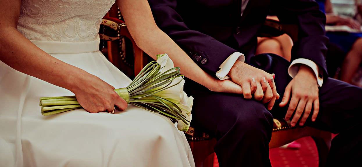 Siostra panny młodej nagle przerwała ślub. Miała ważny powód, wszystkich aż sparaliżowało