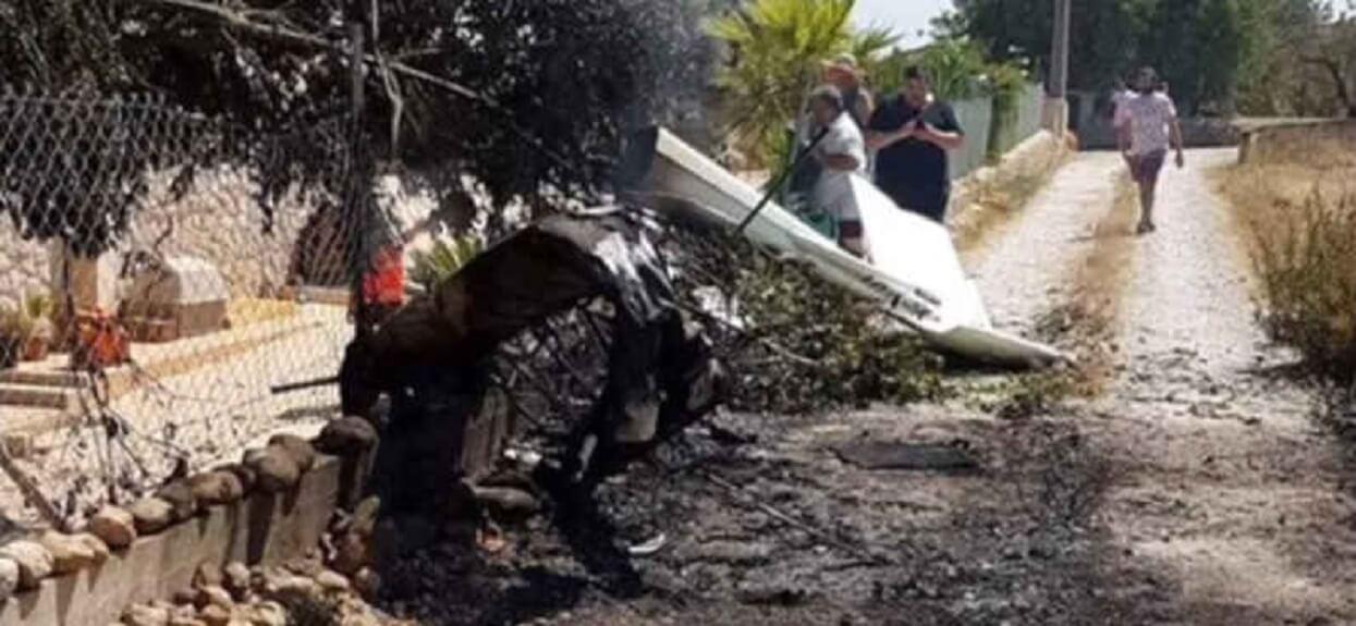 Dzisiejsza katastrofa lotnicza wstrząsnęła światem. Oficjalne: Nikt nie przeżył