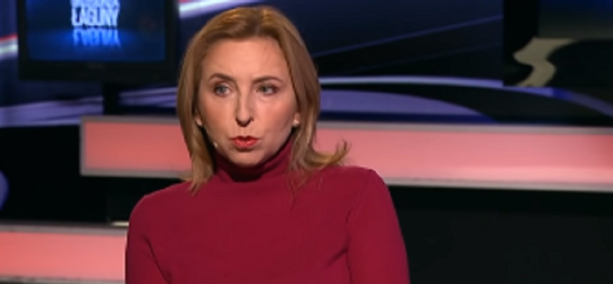 """""""W TVP nie ma dziennikarzy, są funkcjonariusze"""". Wielowieyska ostro o telewizji publicznej"""