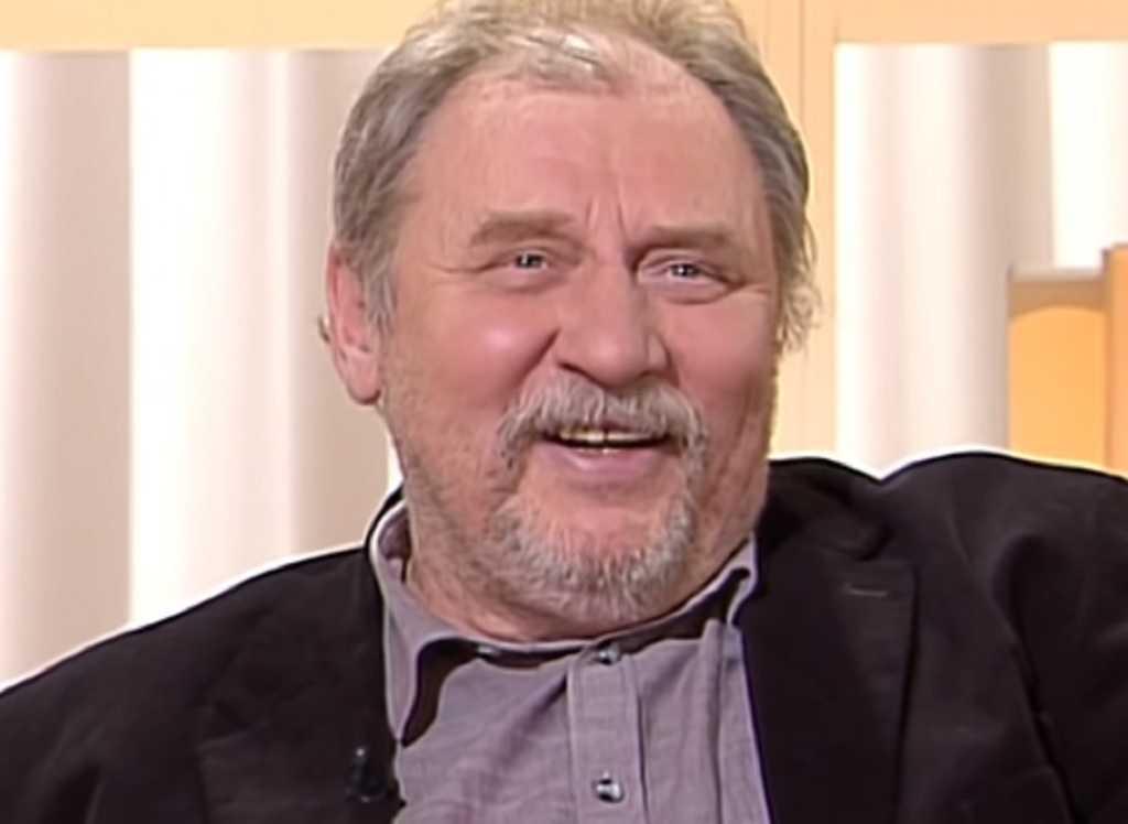 Świat według Kiepskich - uśmiechnięty Grabowski