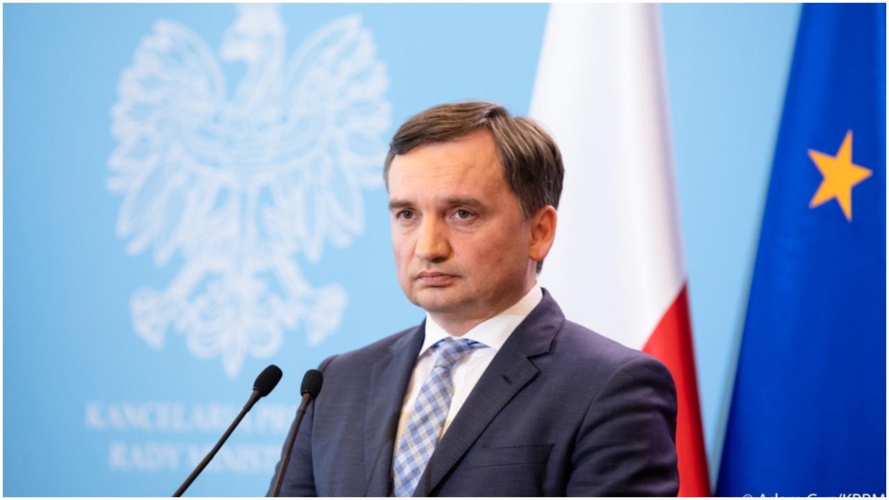 """Karczewski broni Zbigniewa Ziobro. """"Gdyby wiedział o hejcie, podałby się do dymisji"""""""