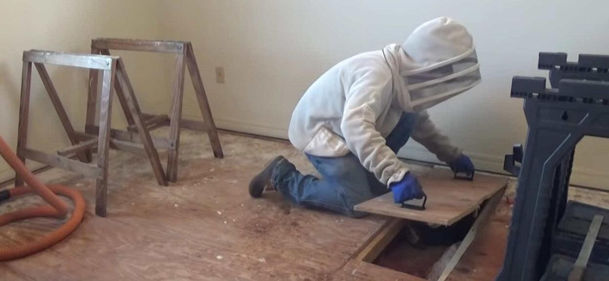 Mąż z żoną kupili wymarzony dom. Nagle spod podłogi zaczęły dochodzić dziwne dźwięki