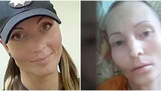 Policjantka umarła po tym, jak podczas aresztowania mężczyzna splunął jej w twarz. Lekarze byli bezradni