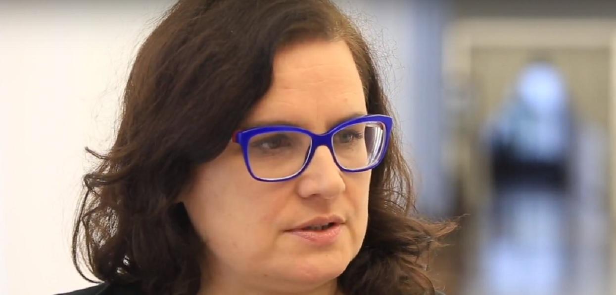 """Posłanka opozycji dostała cios w twarz na gdańskiej ulicy. """"Jestem podobna do prezydent Dulkiewicz"""""""