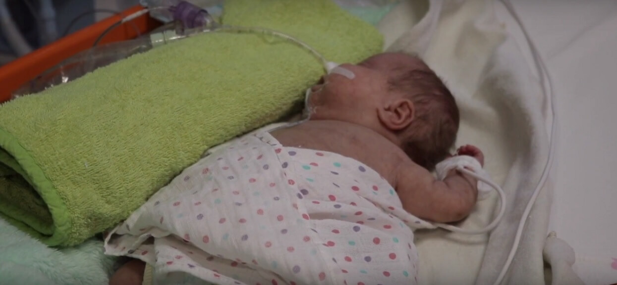 Była w śpiączce. Nagle zaczęła rodzić
