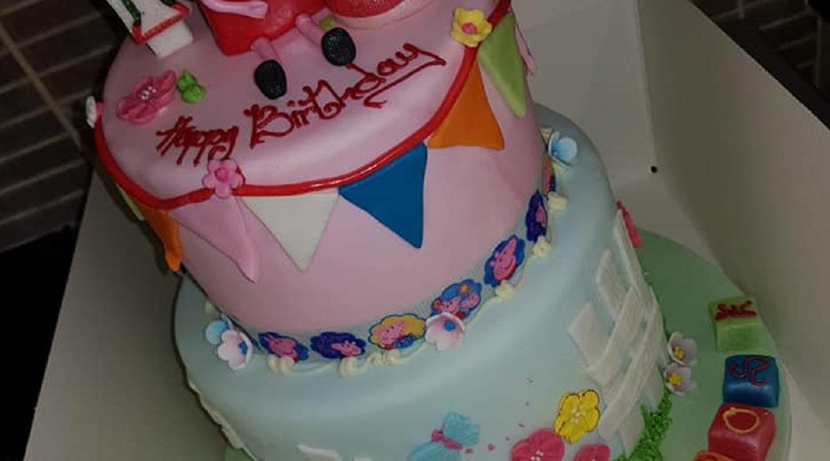 Jego córka umarła przed pierwszymi urodzinami. Mimo wszystko kupił tort i zrobił z nim coś niewiarygodnie wzruszającego