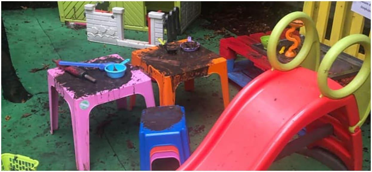 """Restauracja pokazała zdjęcia zniszczeń, jakich dokonały dzieci. Prawdziwe pobojowisko, """"rodzice nie ogarniają"""""""