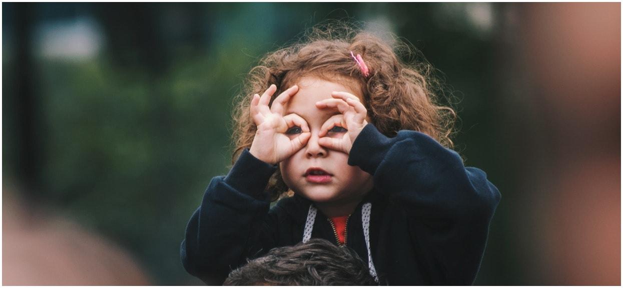Dziecko niegrzeczne inteligente