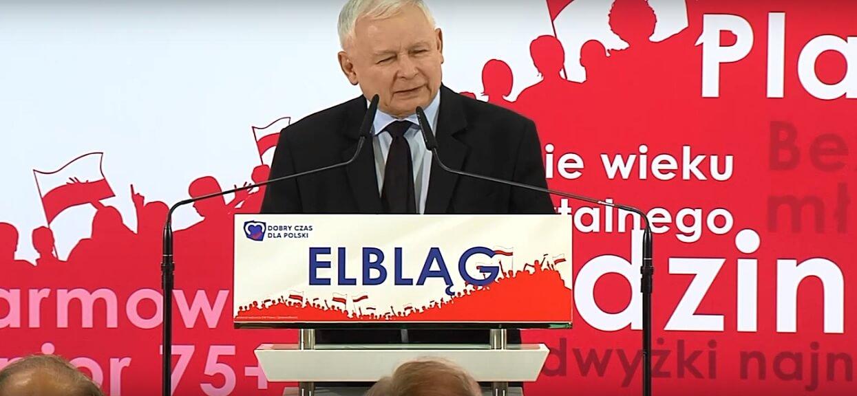 """Kaczyński oficjalnie o zakończeniu kariery w polityce. """"To już ostatnia część"""""""