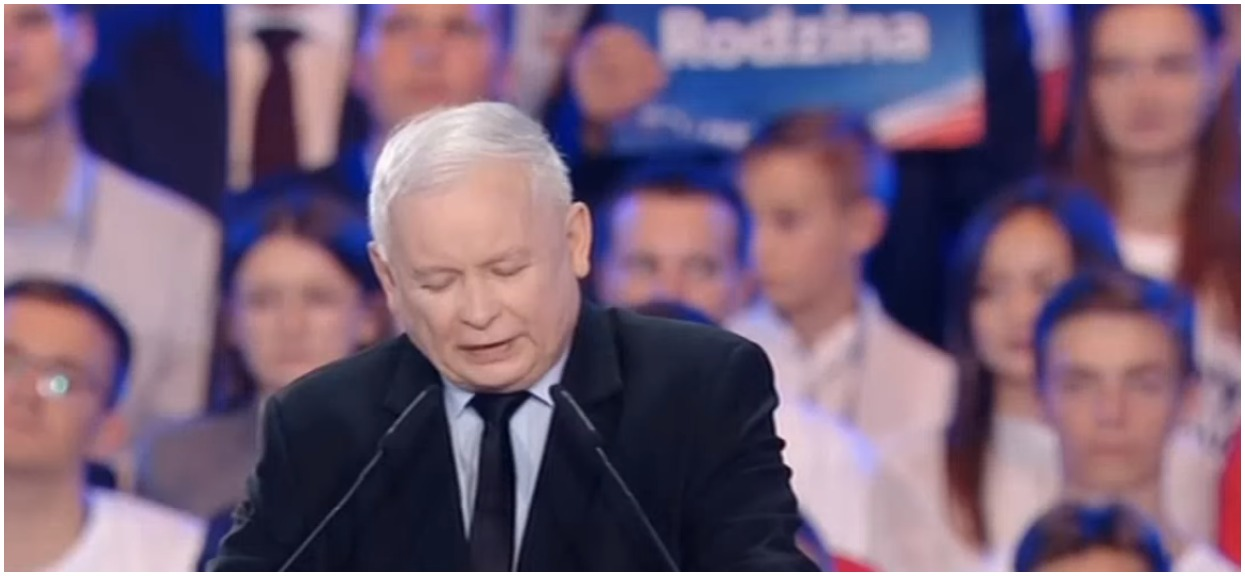 Jarosław Kaczyński złożył mocne wyborcze obietnice. 4 tys. zł dla wszystkich, dwie 13 emerytury to dopiero początek