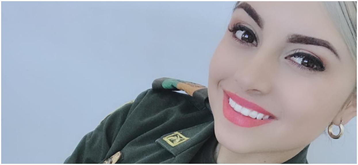 Została wybrana najpiękniejszą policjantką świata. Ale kobiety uważają, że wygląda okropnie