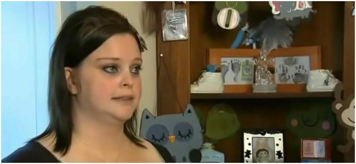 Mama sprzedała kołyskę swojego zmarłego dziecka. Kilka dni później kupiec wrócił, kazał jej zajrzeć do bagażnika, a ta zalała się łzami