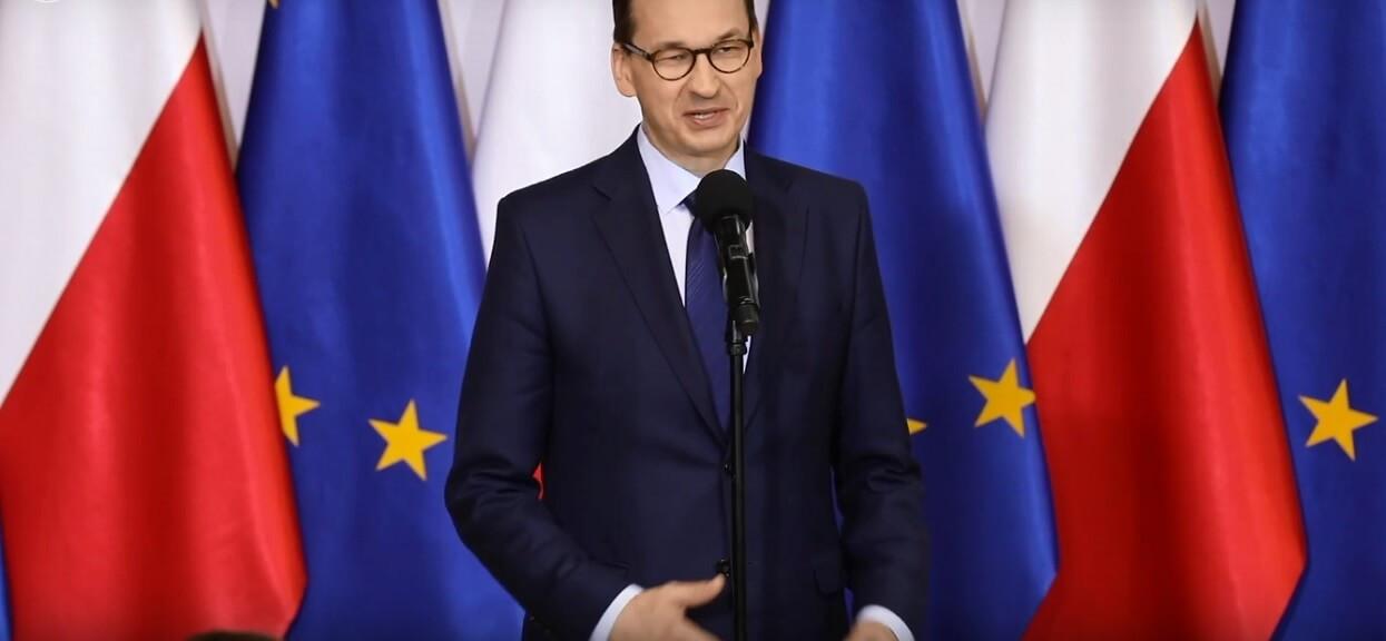 """""""Utajnione"""" oświadczenie majątkowe żony Morawieckiego. PiS znalazł sposób, by ujawnić je dopiero po wyborach"""