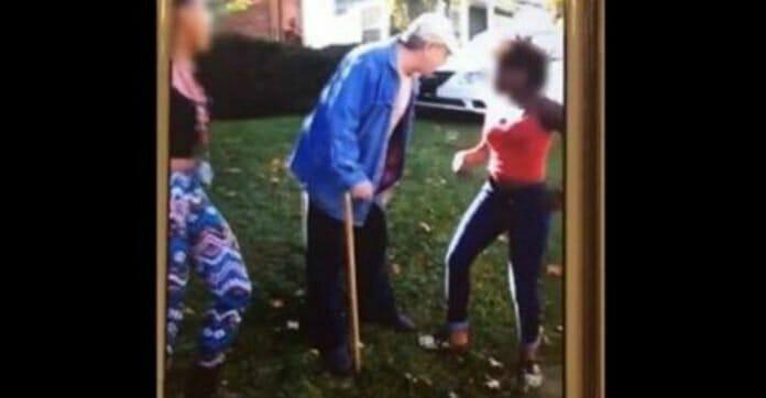 Nastolatki zaatakowały starszego mężczyznę. Nie zdawały sobie sprawy, że za chwilę karma wróci ze zdwojoną mocą