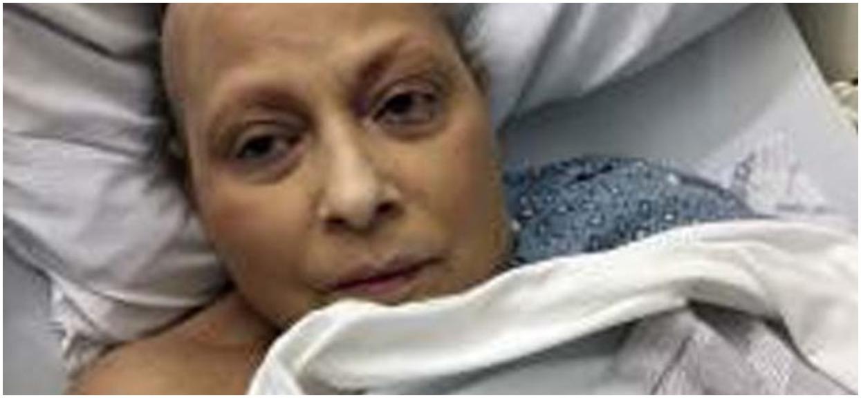 63-latka latami używała najpopularniejszego produktu dla dzieci. Teraz umiera na nowotwór i chce ostrzec przed nim kobiety z całego świata