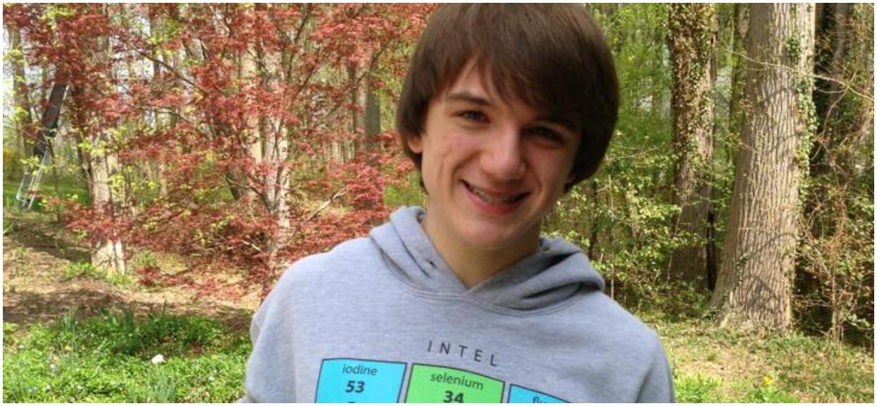 15-latek wymyślił test na wykrycie nowotworu trzustki. Jego skuteczność to 100%, przełomowe odkrycie