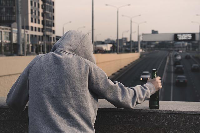 Wypił 20 piw i 15 kieliszków wódki. Pokłócił się z dziewczyną, a chwilę potem już nie żył