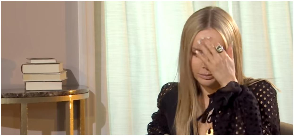 Sceny rozrywają serce. Na premierze filmu Anna Woźniak-Starak nagle zalała się łzami, chwilę później Agnieszka wpadła w rozpacz