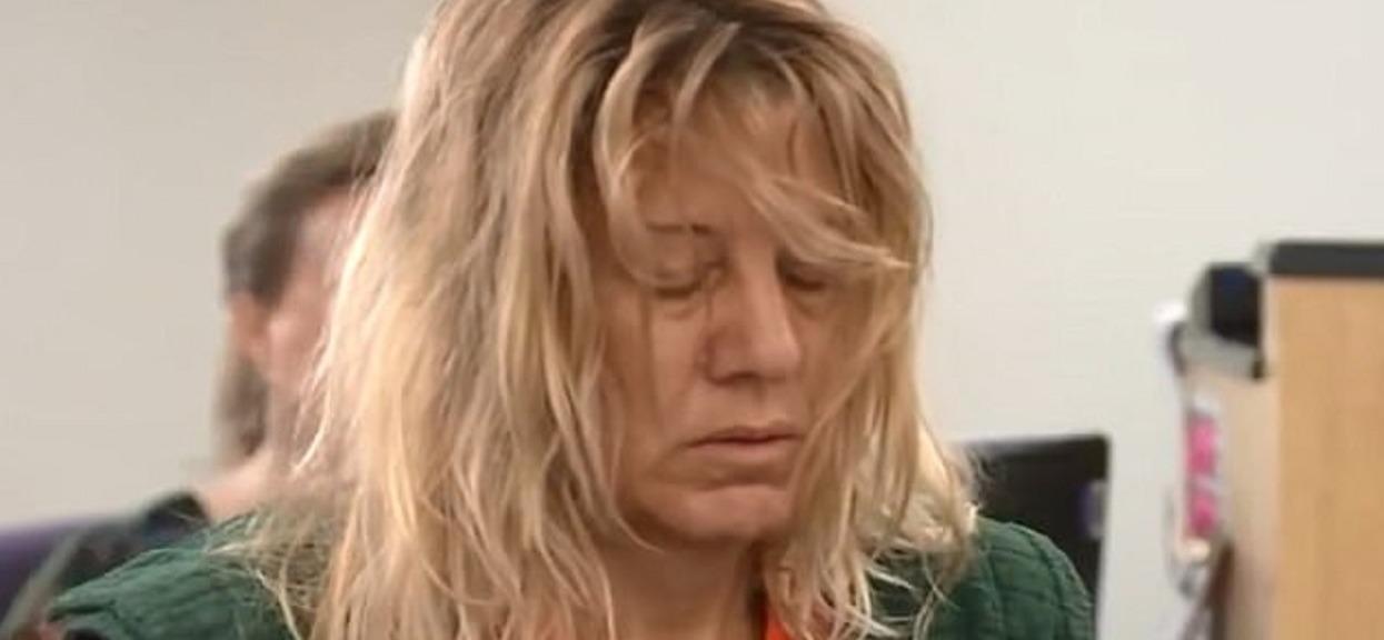 Wczoraj prowadziła gang i sprzedawała narkotyki, dzisiaj prosi o żelazny list