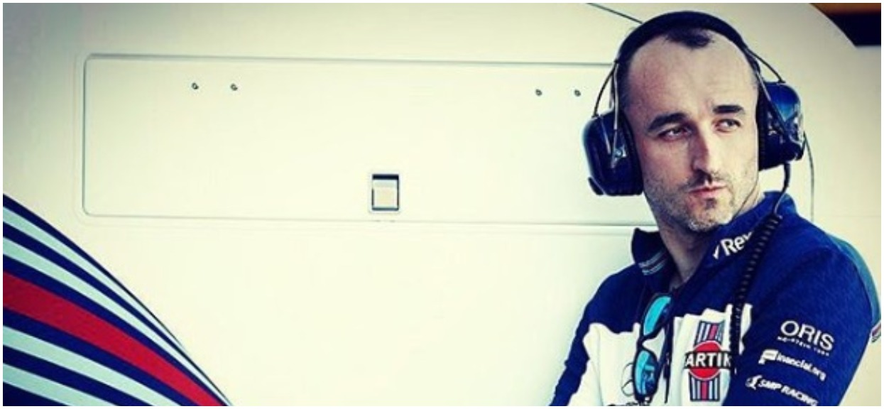 Robert Kubica zakończył współpracę z Williams. Prawdopodobnie pożegna się też z Formułą 1