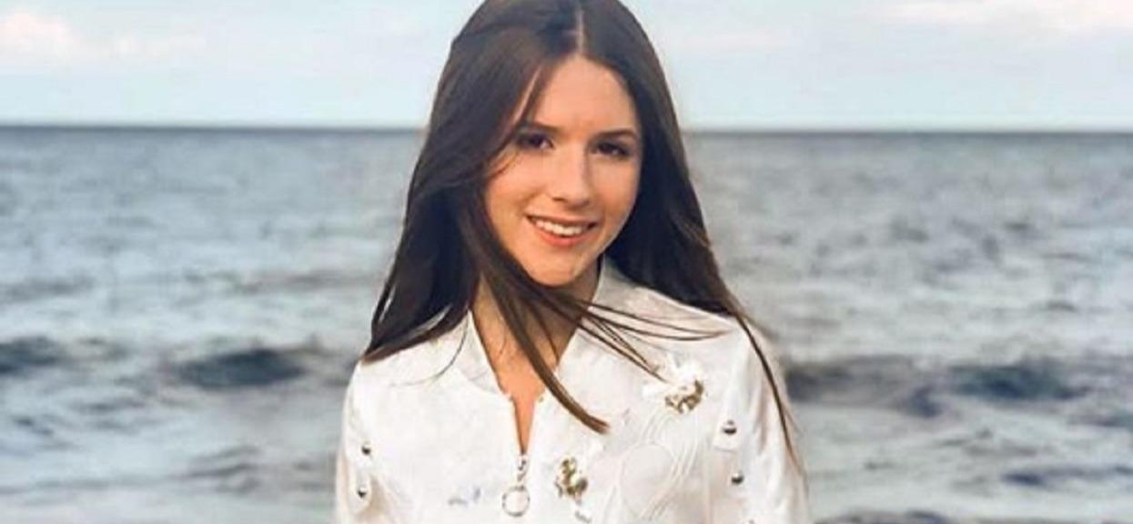 14-letnia Roksana Węgiel szaleje w samym lateksie. Do sieci trafiło nagranie, dziewczynkę poniosło?