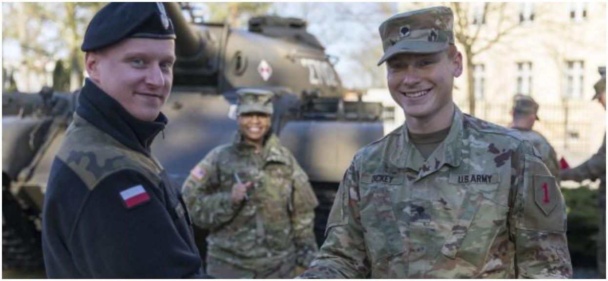 Dziennikarze ustalili, ile będzie kosztować Polskę utrzymanie wojsk USA w kraju. Mowa o 50 milionach dolarów rocznie