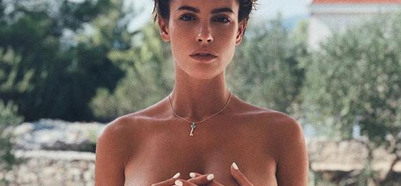 Jedna z najpiękniejszych sportsmenek świata wypowiedziała wojnę cenzurze. Publikuje zdjęcia bez ubrań