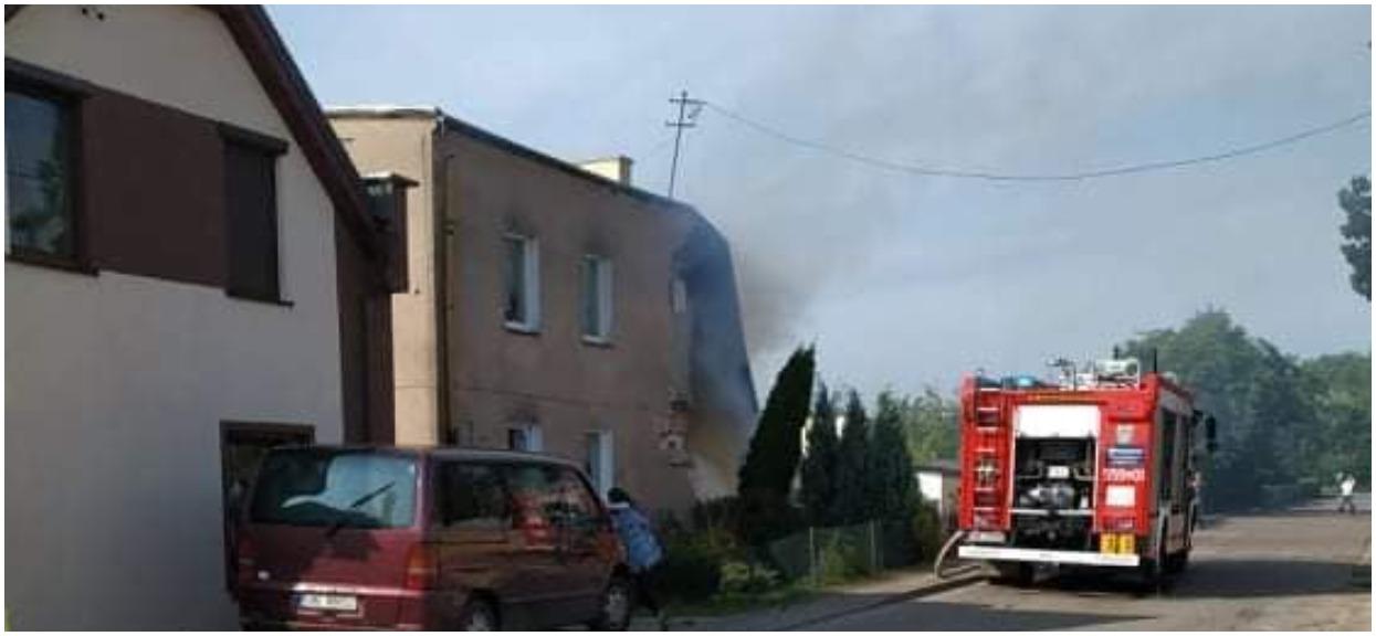 Ogromny wybuch w domu wielorodzinnym na północy Polski. Niestety są złe wiadomości, w trakcie eksplozji w budynku byli mieszkańcy