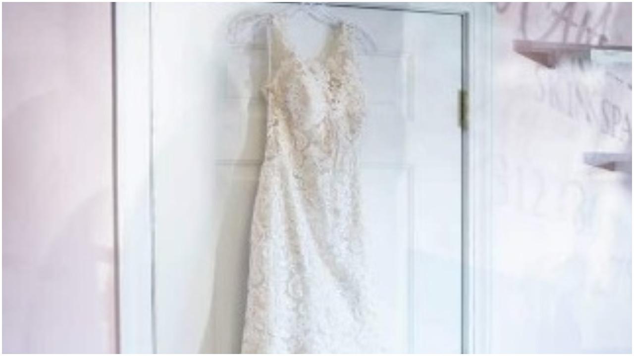 Czy to najwspanialsza suknia ślubna na świecie? Jej przygotowanie zajęło 640 godzin