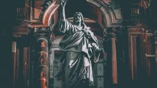 Archeolodzy nie mogli wyjść ze zdumienia, Kopali, kiedy nagle ukazała im się twarz Jezusa Chrystusa