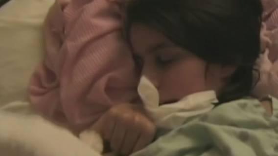 Dziewczynka zapadła w śpiączkę.