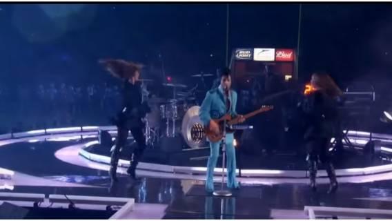 Prince miał nietypowy incydent