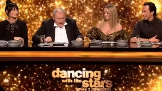 Taniec z gwiazdami: rozpad małżeństwa giwazdy