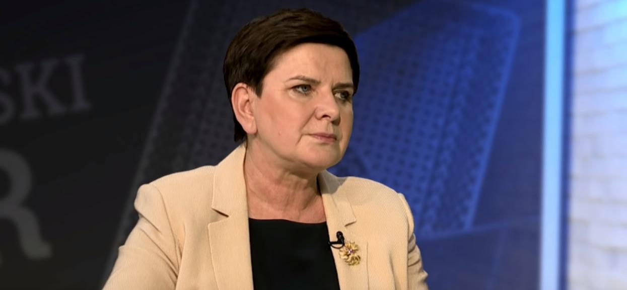 Beata Szydło nie dotarła na wieczór wyborczy PiS. Jarosław Kaczyński natychmiast wyjawił prawdę