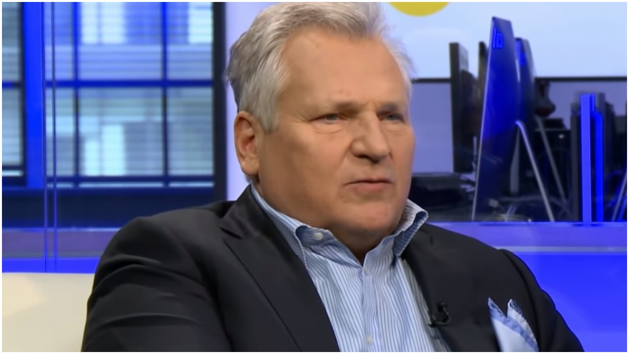 Kwaśniewski zdradził na kogo odda głos. Nikt z SLD