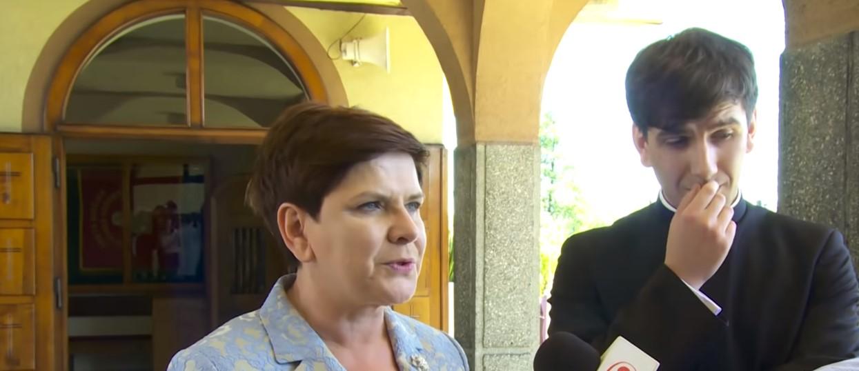 Synowie Beaty Szydło i jej synowa wydali oświadczenie. Mają już dość
