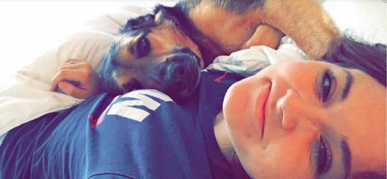 Córka pozwoliła tacie wziąć psa na weekend. Potem cały czas pisał do niej SMS-y, które w życiu nie przyszłyby nikomu do głowy