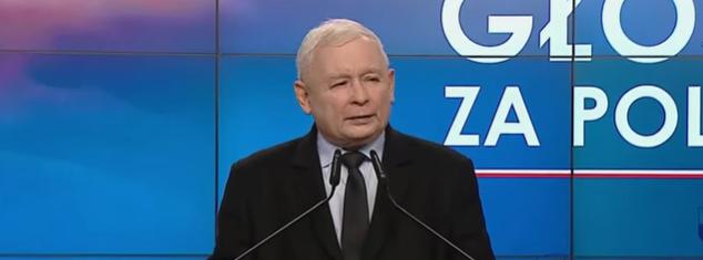 """Mocne słowa Kaczyńskiego o śmierci b. ministra PiS. """"To nie przypadek, że zmarł akurat dziś, akurat teraz"""""""