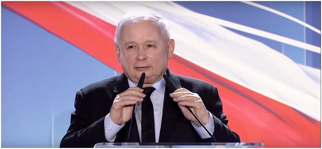 Kaczyński tłumaczy się ze słów o śmierci Szyszki. Miał na myśli coś innego