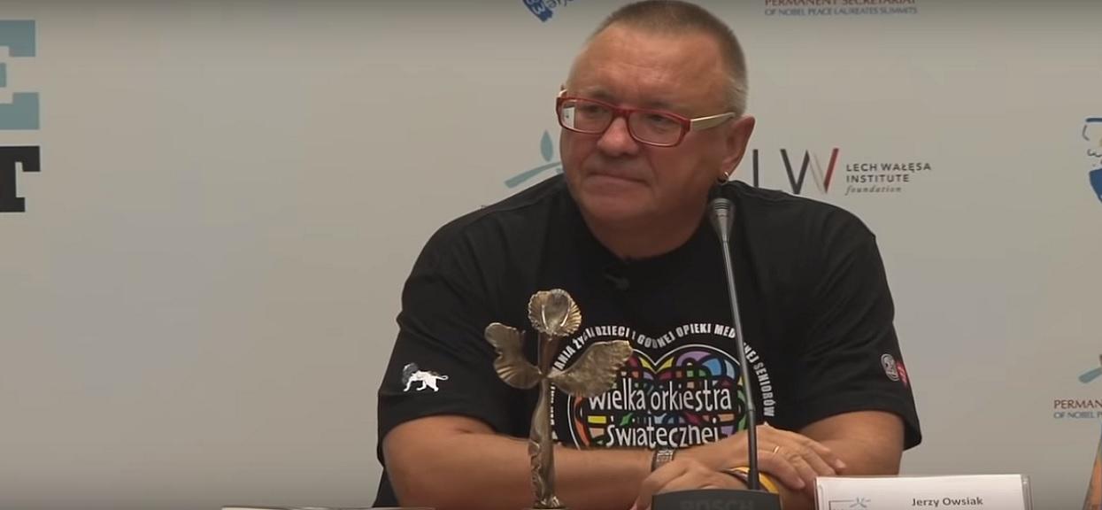Jurek Owsiak wydał pilne oświadczenie ws. kolejnego finału WOŚP. Potrzebna jest wielka mobilizacja Polaków