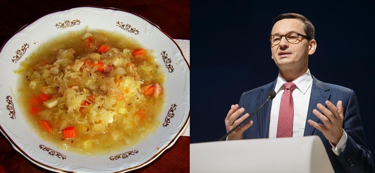 Na szczycie UE podano polski kapuśniak. Morawiecki: Dzięki niemu doszło do porozumienia ws. Brexitu
