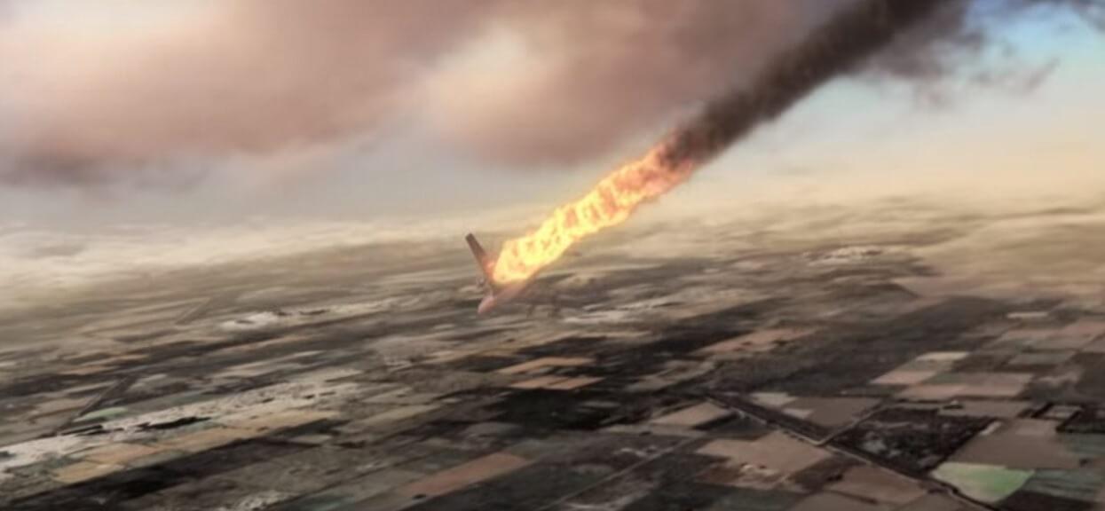 1996 r.: Najtragiczniejsza katastrofa lotnicza w historii! Dwa samoloty zderzyły się w powietrzu i eksplodowały, na pokładach były setki osób