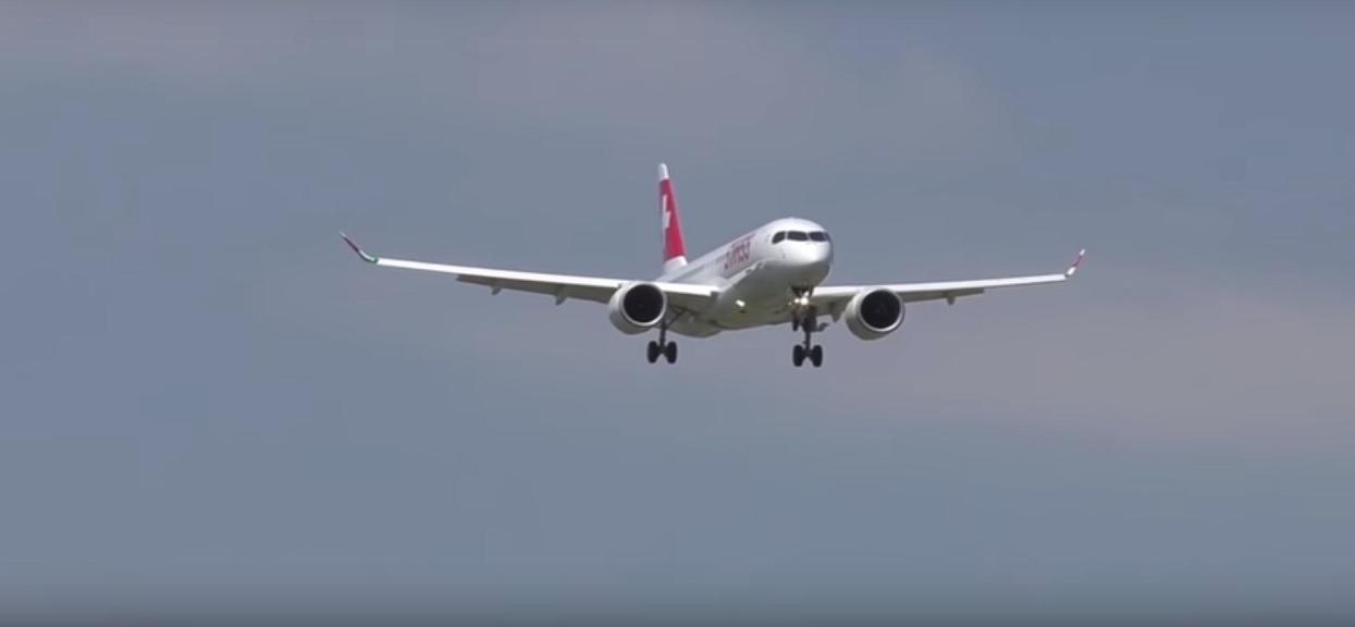 Tragedia w samolocie. Dwumiesięczne dziecko nie żyje