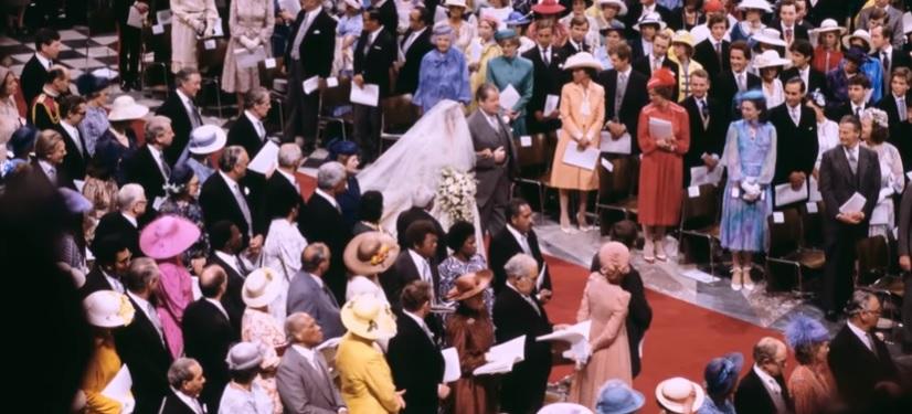 Opublikowano nieznane dotąd zdjęcie ze ślubu księżnej Diany. Nic dziwnego, że jej małżeństwo nie przetrwało