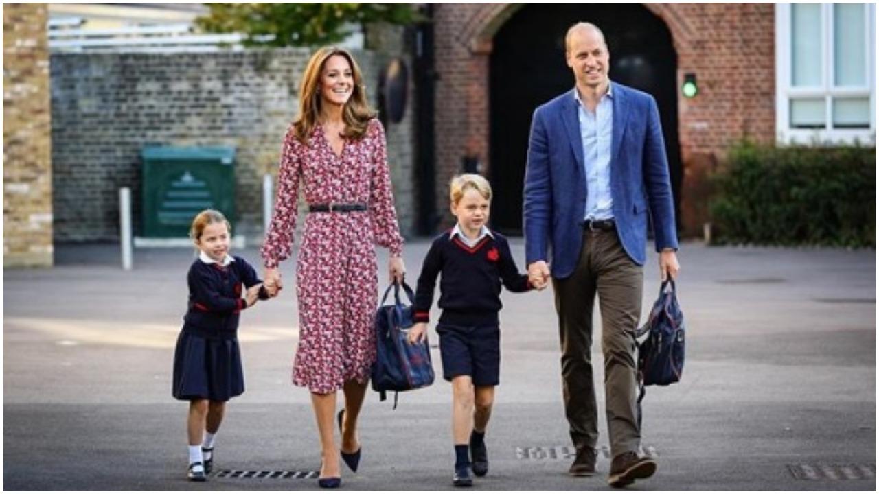 Książę William przekazał królowej radosną nowinę. Media: Księżna Kate ponownie będzie mamą