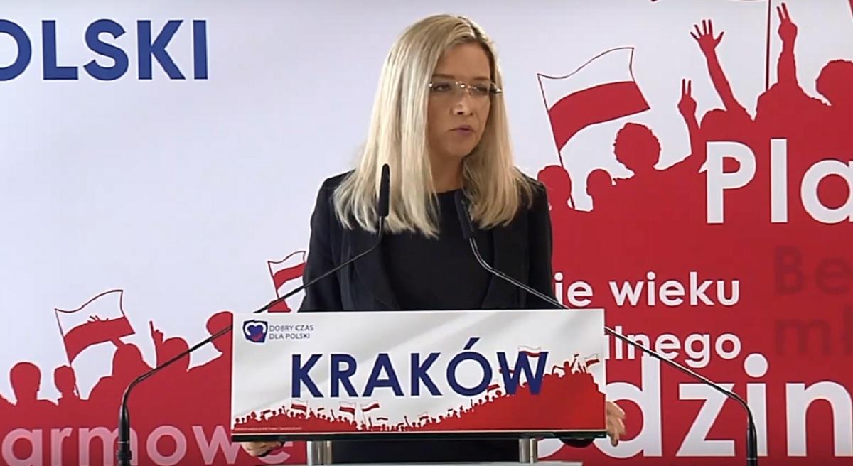 """Małgorzata Wassermann narzeka na wolność słowa. """"U nas idzie za daleko"""""""