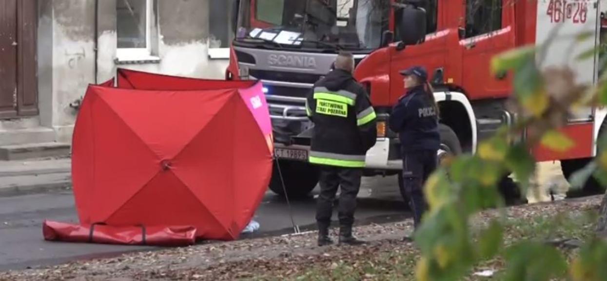 Żałoba po tragedii mamy i trzech córeczek w Inowrocławiu. Informacje o sprawcy ścinają z nóg