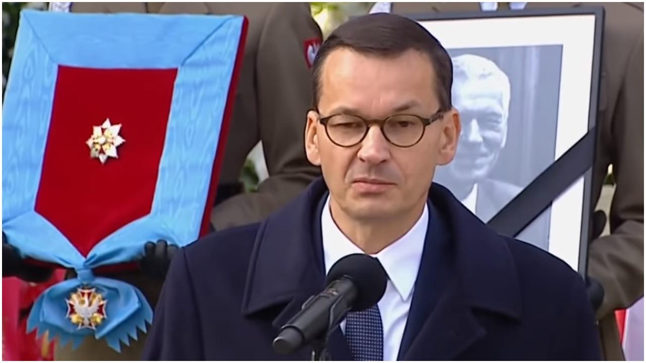 """Morawiecki pierwszy raz po śmierci ojca. """"Nic nie będzie jak dawniej"""""""
